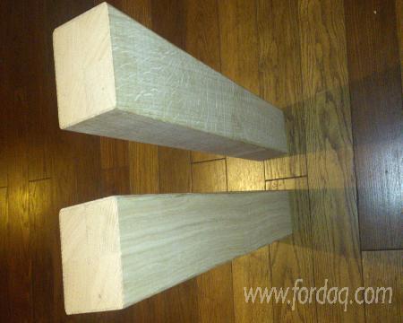 Salontafel hout met metalen onderstel meubels lissy